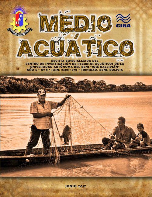 MEDIO ACUATICO -CIRA- Año 6 - Nro. 8