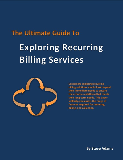 The Ultimate Guide to Recurring Billin