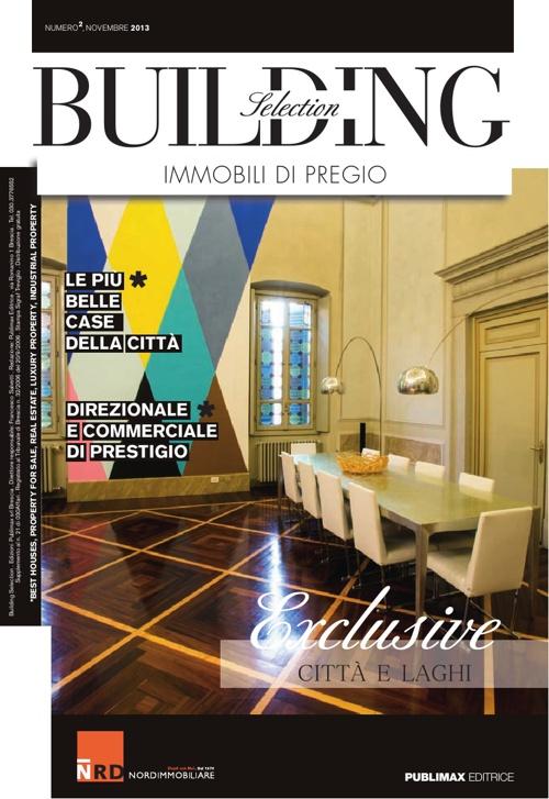 Building Selection Novembre 2013
