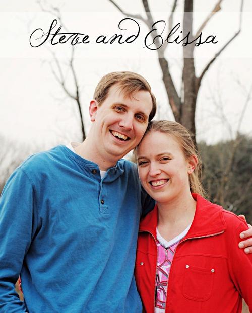 STEVE AND ELISSA