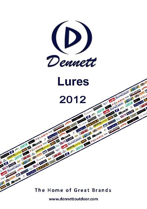 Dennett Lures 2012