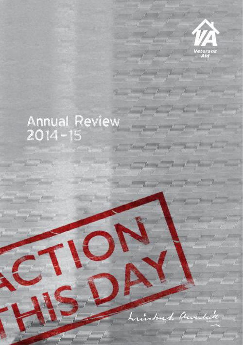 The 2014 - 2015 Annual Review