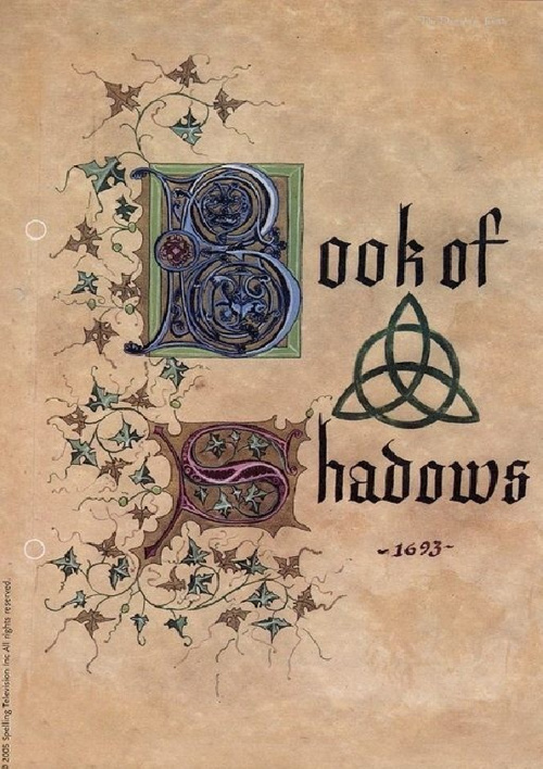 El Book of Shadows de Warlock