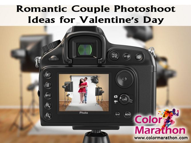 Romantic Couple Photoshoot Ideas for Valentine's Day