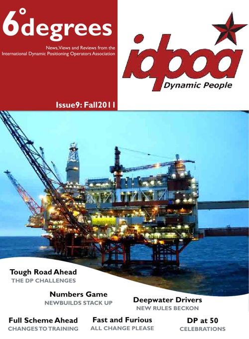 IDPOA 6degrees Issue 9 Fall 2011