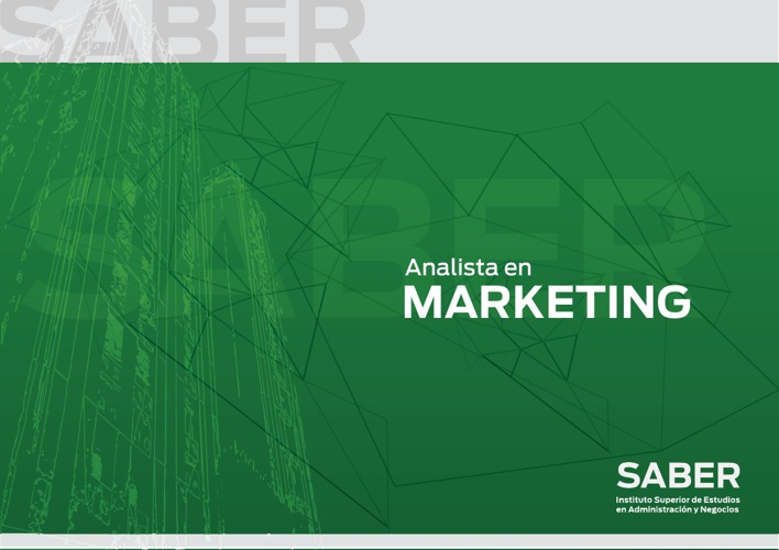 Analista en Marketing - Instituto Saber