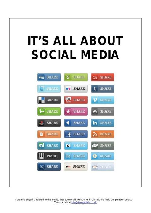 Social Media Guidance v2.8