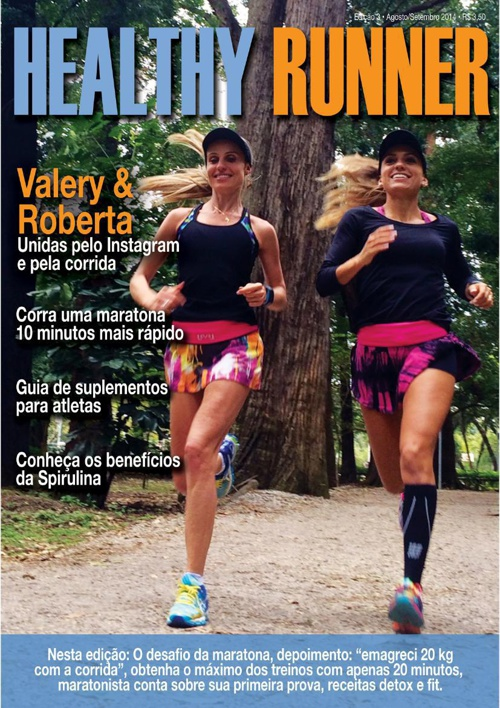 Revista Healthy Runner Ed.3