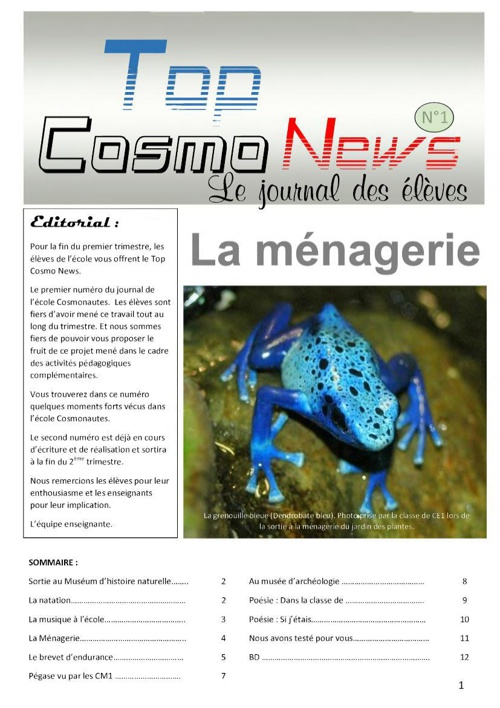 Top cosmo news 1