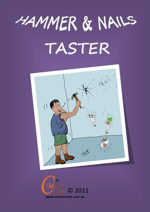 Copy of Hammer & Nail Taster