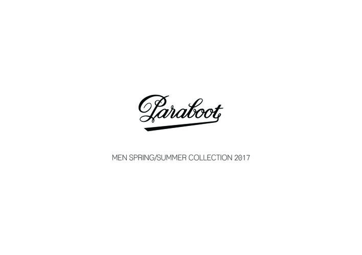 PARABOOT spring/summer 2017 collection