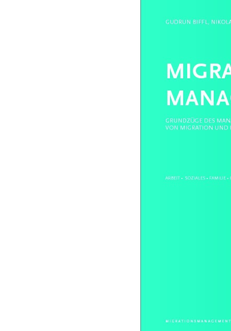 "Buch ""Migrationsmanagement"""