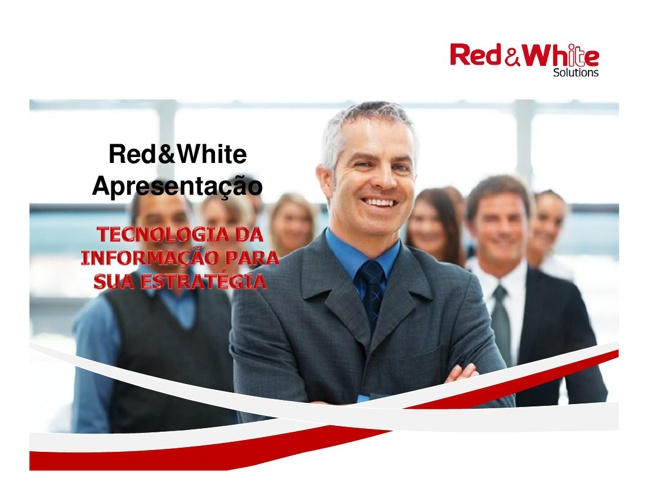Apresentação Red & White