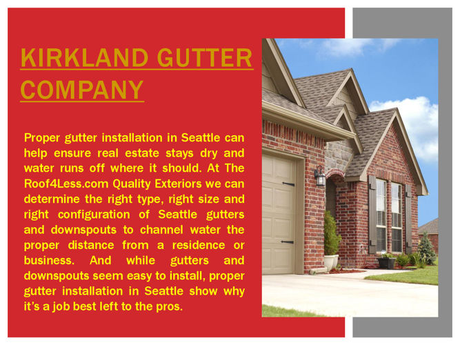 Kirkland Roofing Company