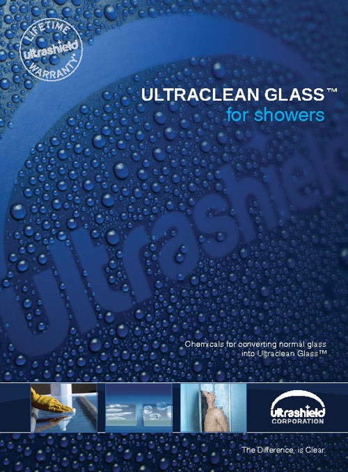 ULTRACLEAN GLASS™ for showers
