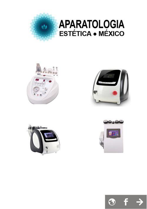 Aparatologia Estetica Mexico Catalogo