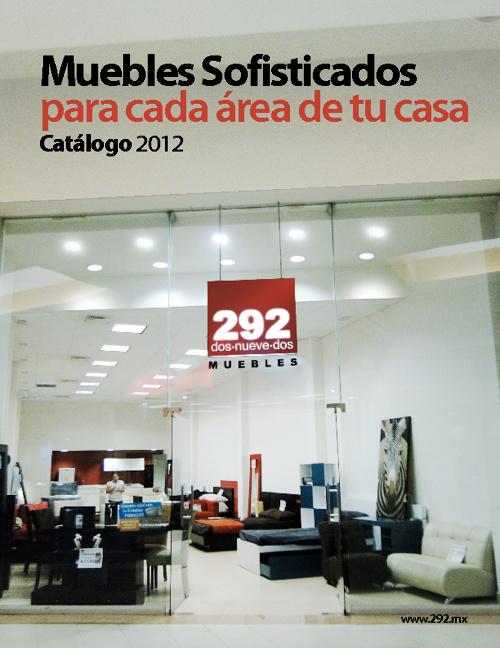 Catalogo 292 2012