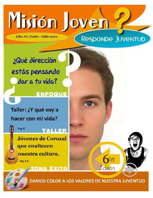 Revista Mision Joven