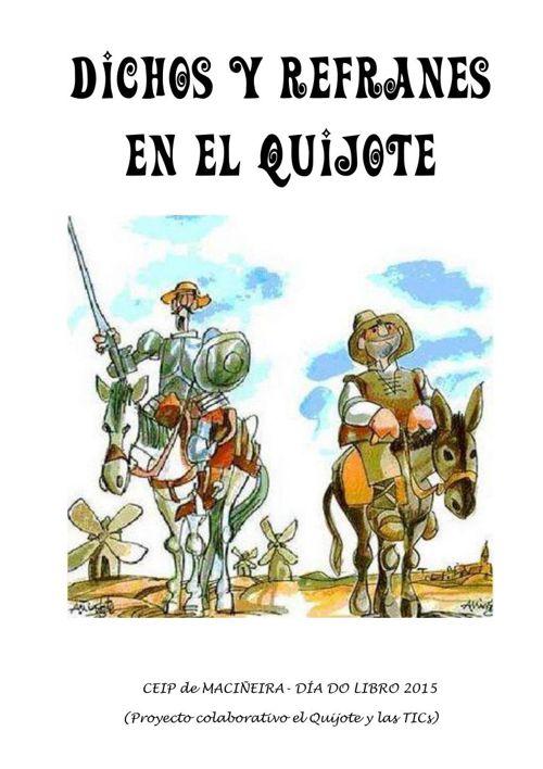 Dichos y refranes de El Quijote