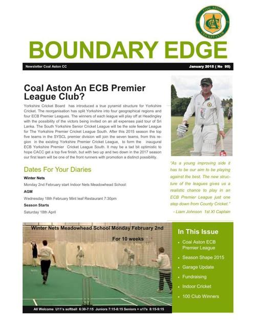 Boundary Edge 95