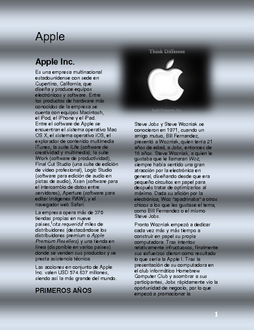 Revista Apple