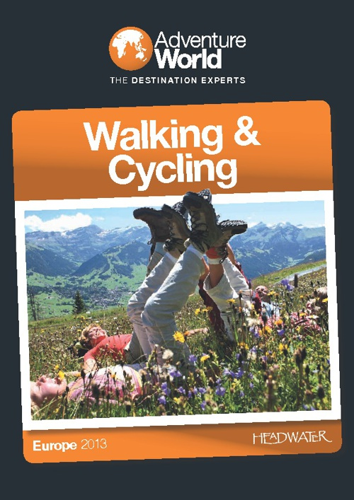 Headwater Walking & Cycling Brochure