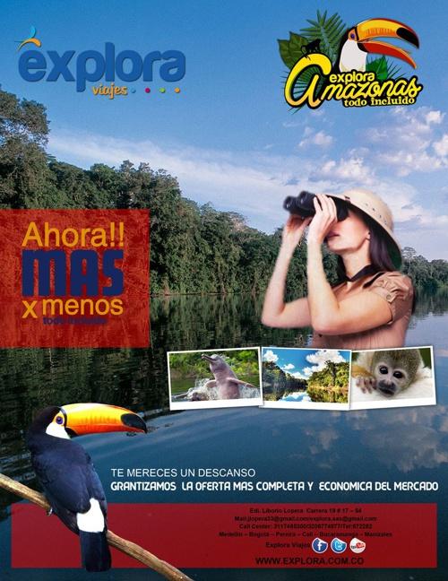 Explora Viajes Amazonas Hoteles On Vacation Todo Incluido