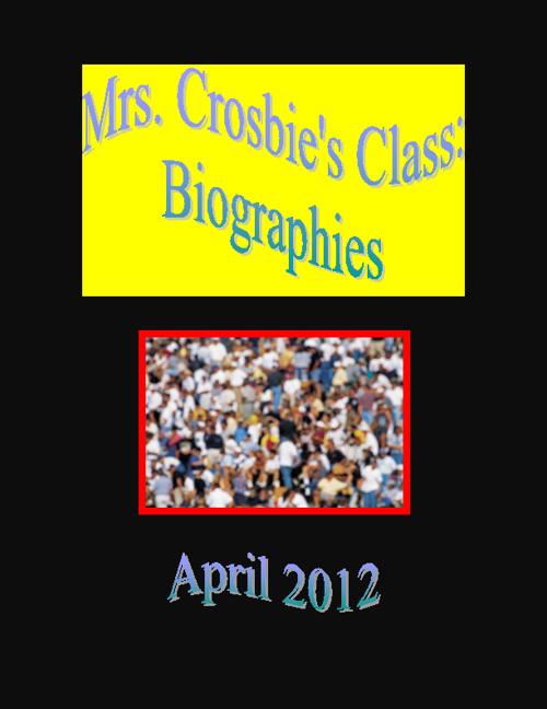 Crosbie 2012