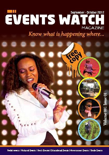 Events Watch Magazine