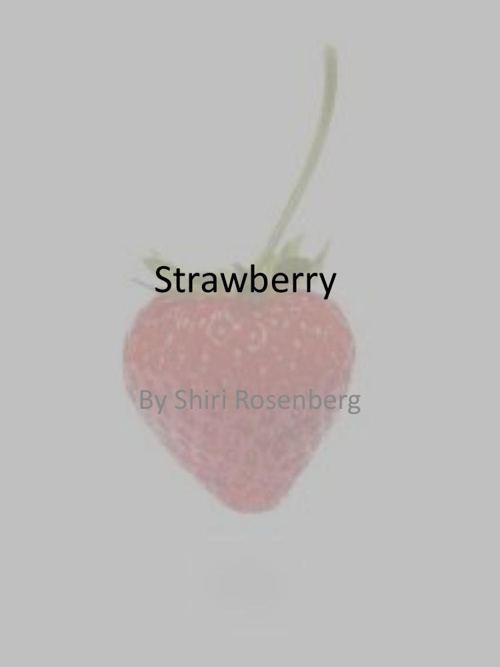strawberry shiri rosenberg