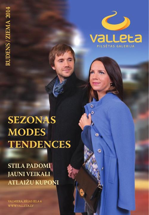 Valleta Katalogs Rudens Ziema 2014