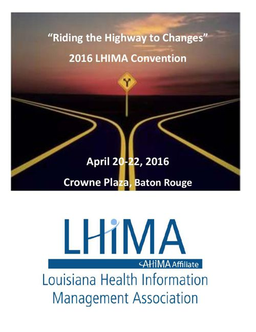 2016 LHIMA Convention Program