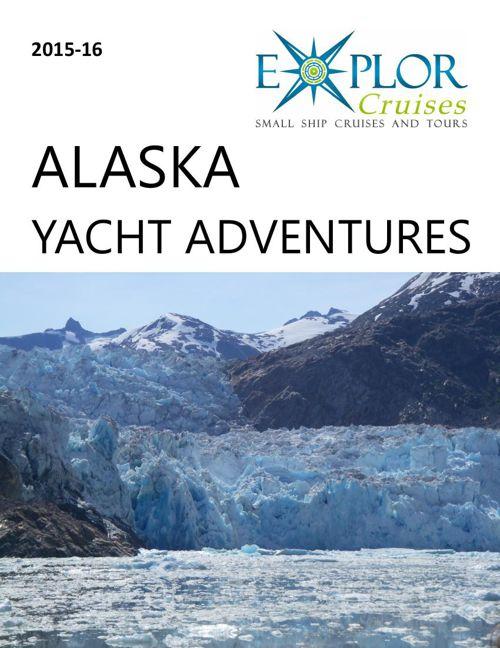 2015-16 ALASKA YACHT ADVENTURES