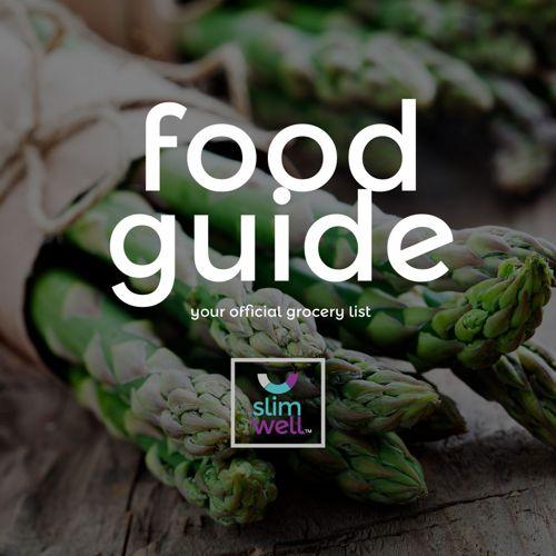 Slimwell Food Guide