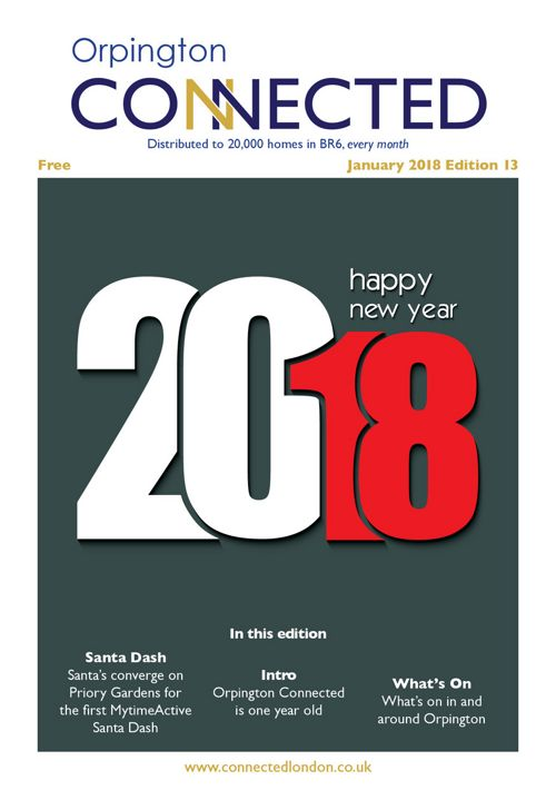 Orpington Connected January 2018 Edition