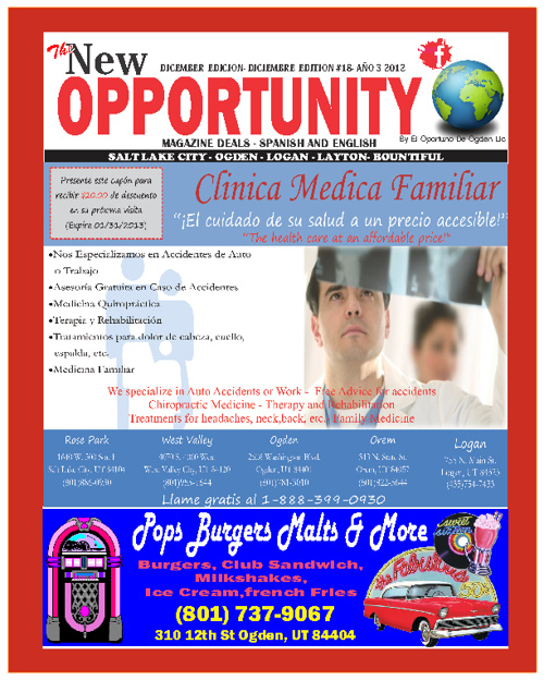 the new opportunity dic edition