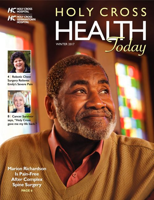 Holy Cross Health Today WInter 2017