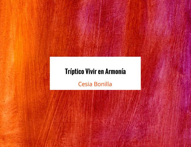 Tríptico blog