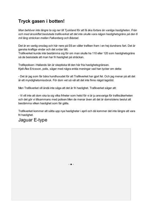 tidning två - Google Dokument