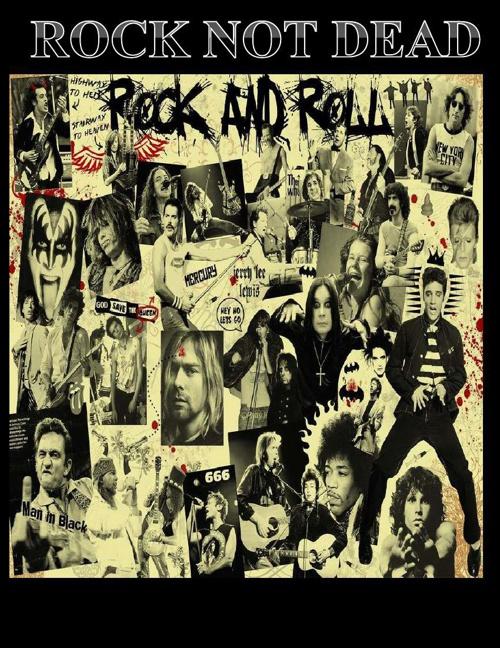 ROCK NOT DEAD Vol. 2.
