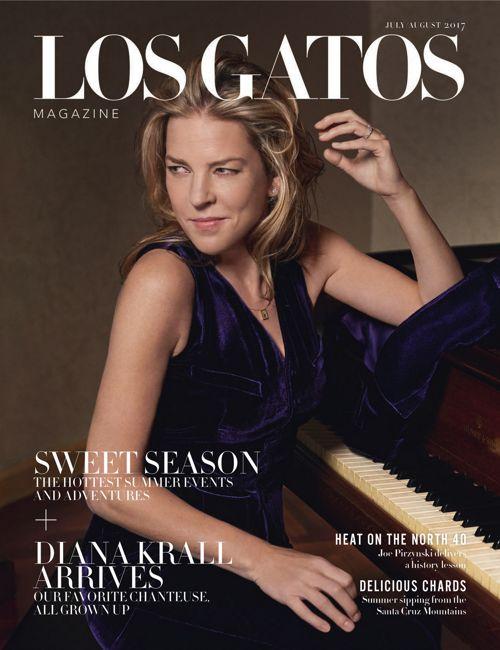 Los Gatos Magazine July-August 2017