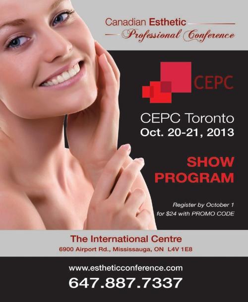 CEPC Conference Show Program