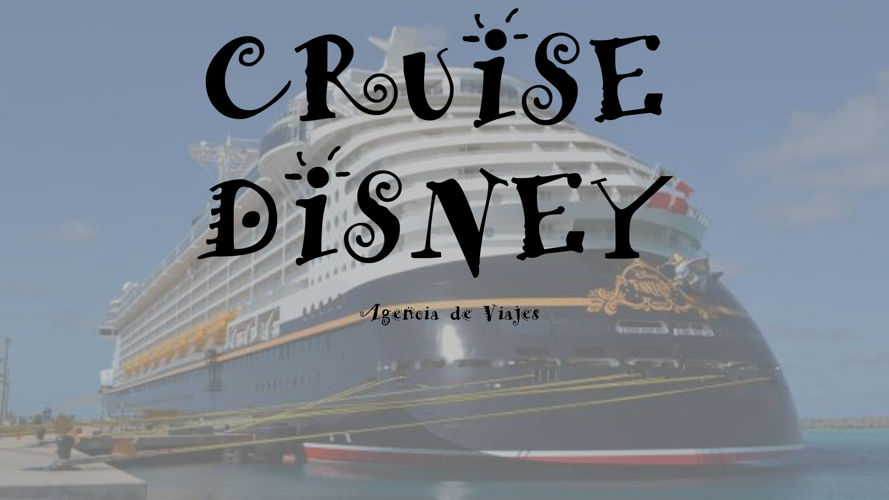 Cruise DISNEY