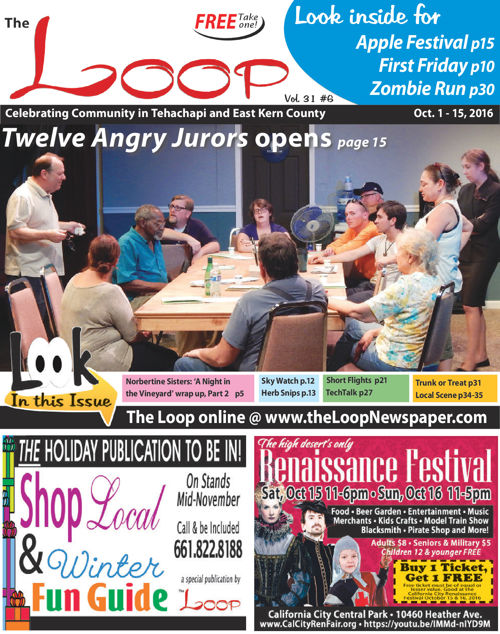 The Loop Newspaper Vol 31 No 06 - Oct 1 to 15, 2016
