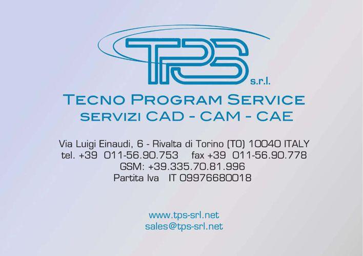 Tecno Program Service S.r.l. - Aerospatial Industry