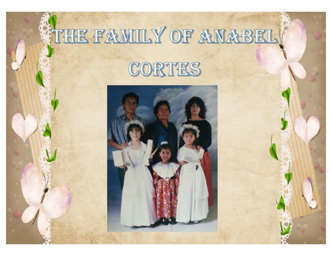 Family of Anabel