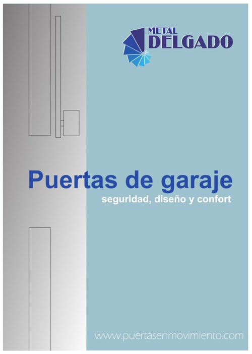 Catálogo Puertas de Garaje