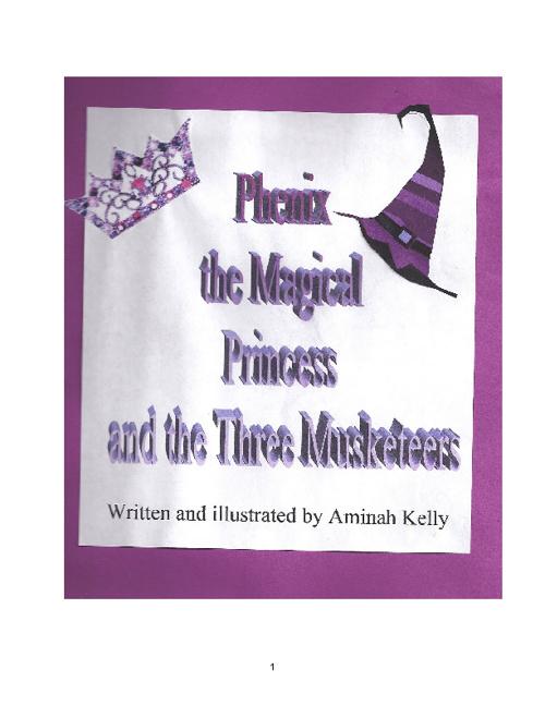 Phenix the Magical Princess