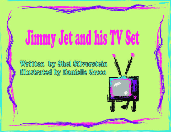 Jimmy Jet and His TV Set