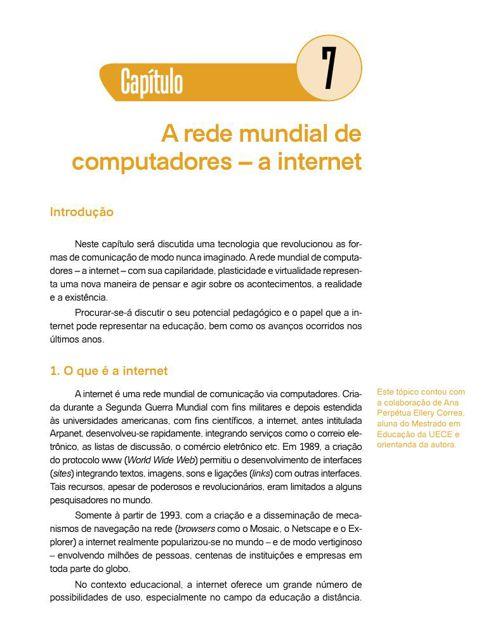 Intro EAD cap7